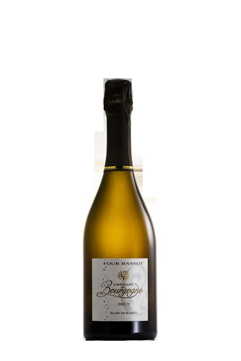 Domaine du Four Bassot - Crémant de Bourgogne - Brut - Blanc de Blancs