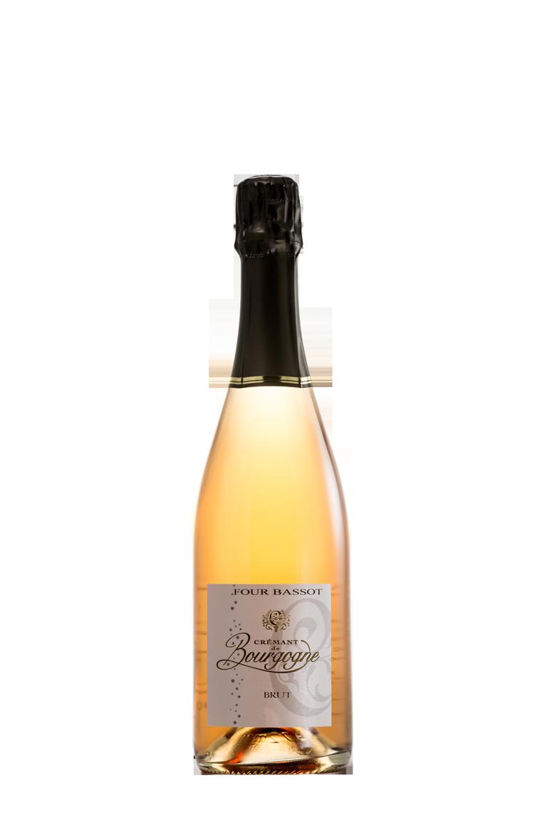 Domaine du Four Bassot - Crémant de Bourgogne - Brut - Rosé