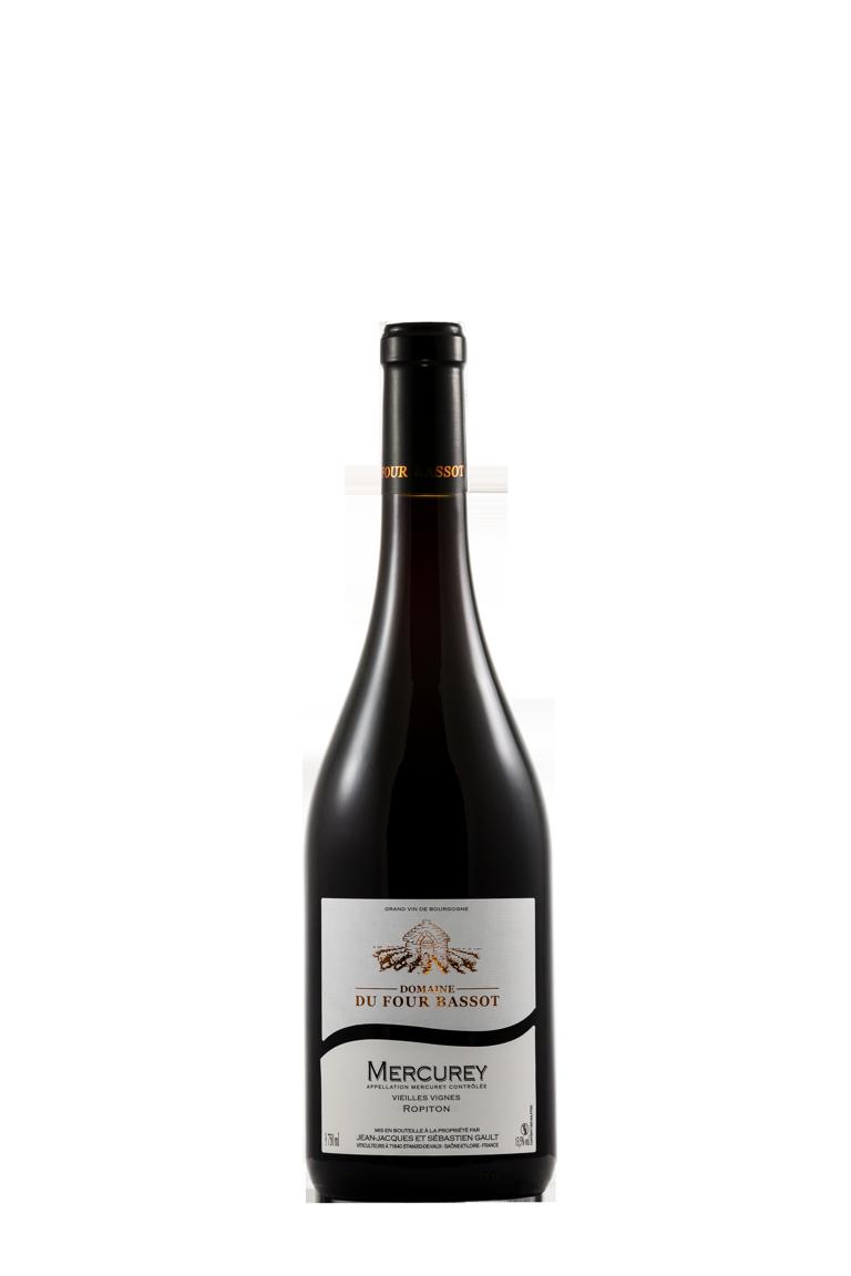 Domaine du Four Bassot - Mercurey - Ropiton - Vieilles  Vignes